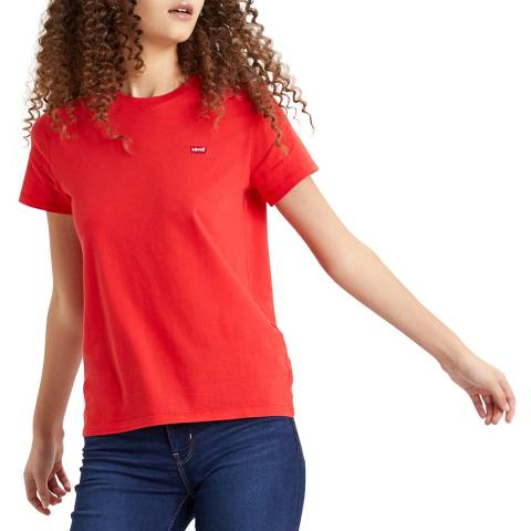 Levi's Red Prefect T-Shirt