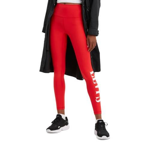 Levi's Red Logo Leggings