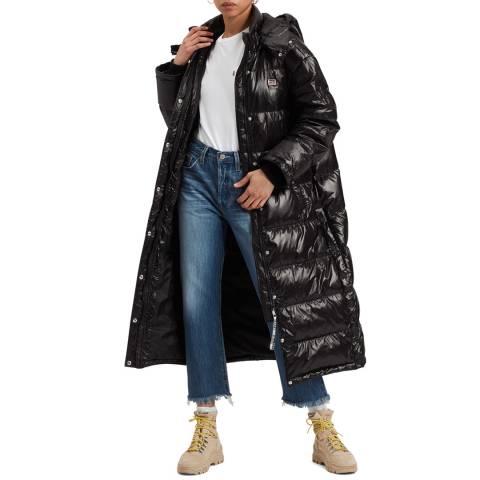 Levi's Black Tomo Down Puffer Coat