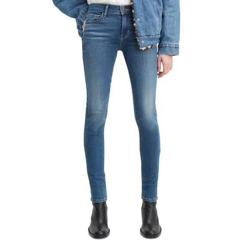 Levi's Indigo 710™ Super Skinny Powell Stretch Jeans