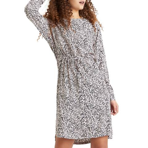 Levi's Pink Print Jacinda Dress