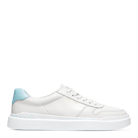 Cole Haan White GrandPro Rally Sneakers