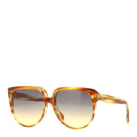 Celine Women's Brown/Grey Celine Sunglasses 62mm