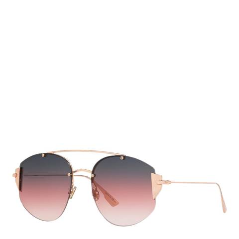 Dior Women's Gold/Copper Dior Sunglasses 58mm