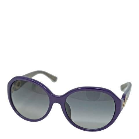 Dior Women's Purple Dior Sunglasses 58mm