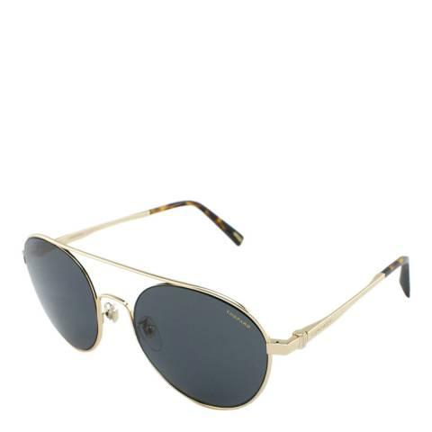 Chopard Women's Navy/Gold Chopard Sunglasses 56mm
