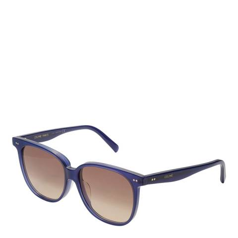 Celine Women's Purple Celine Sunglasses 58mm