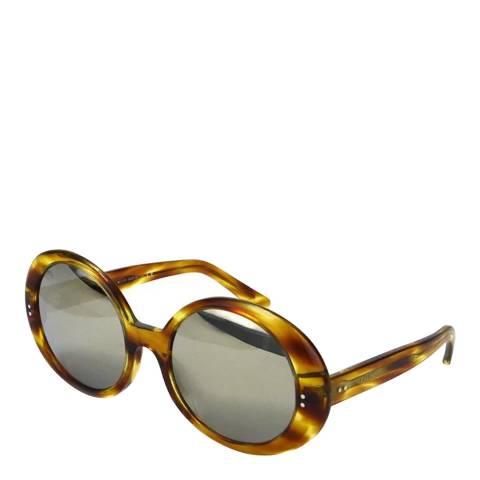 Celine Women's Brown Celine Sunglasses 57mm