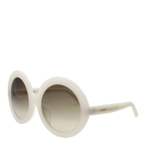 Celine Women's Cream Celine Sunglasses 61mm