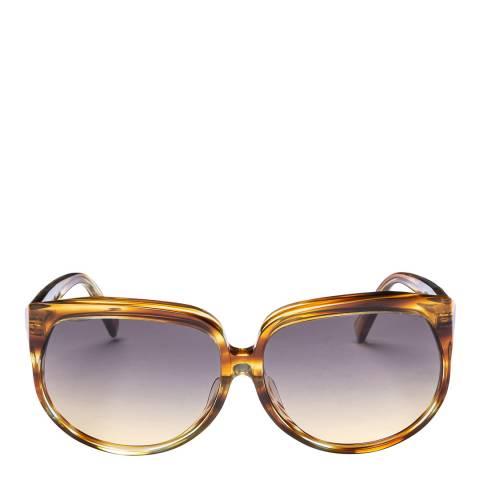 Celine Women's Brown/Grey Celine Sunglasses 63mm