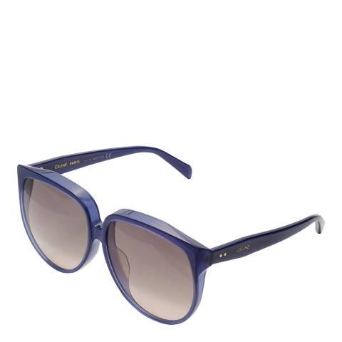 Celine Women's Purple Celine Sunglasses 63mm
