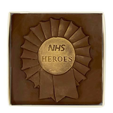 Choc on Choc Chocolate NHS Rosette