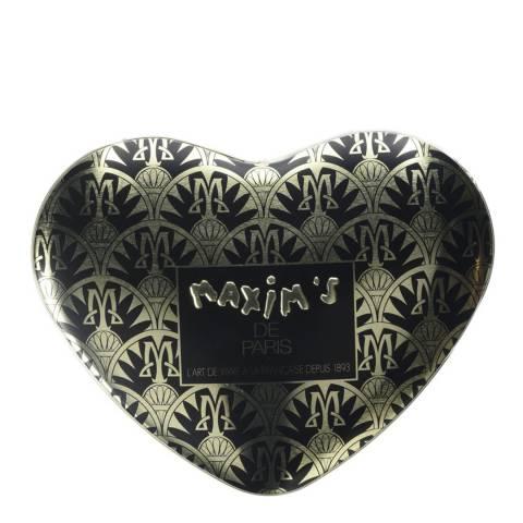 Maxim's de Paris Red Heart Chocolates Tin