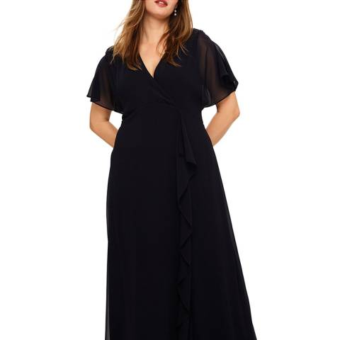 Studio 8 Navy Phoenix Maxi Dress