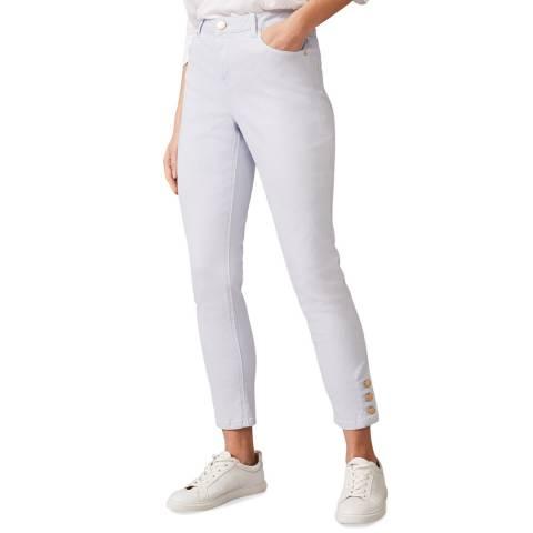 Phase Eight Blue Bobbie Stretch Jeans