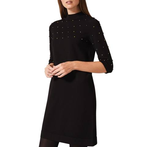 Phase Eight Black Selina Ball Dress