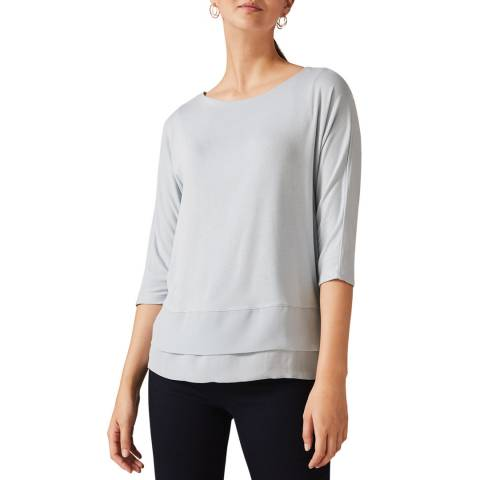Phase Eight Mint Rosalind Top