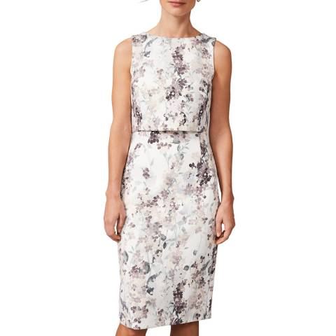 Phase Eight Ivory Violetta Dress