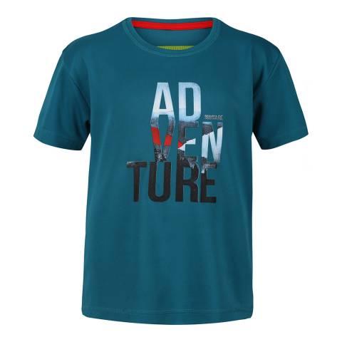 Regatta Olympic Teal Alvarado V T-Shirt