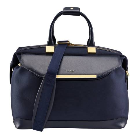 Ted Baker Navy Albany Small Cabin Holdall