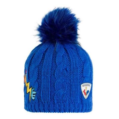 Rossignol Blue Yurock Beanie Hat