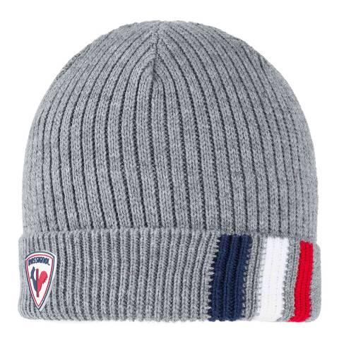 Rossignol Grey Matt Beanie Hat
