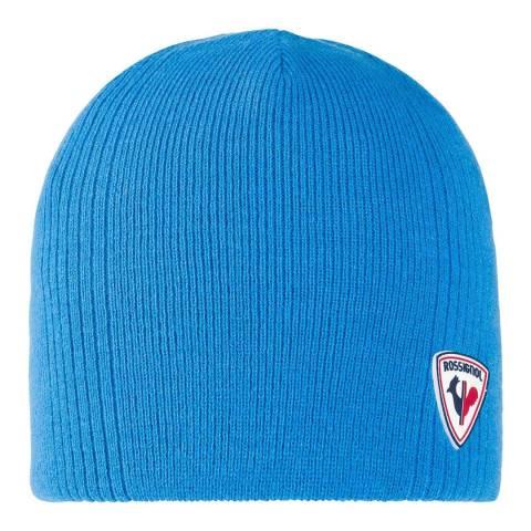 Rossignol Bright Blue Hug Beanie Hat