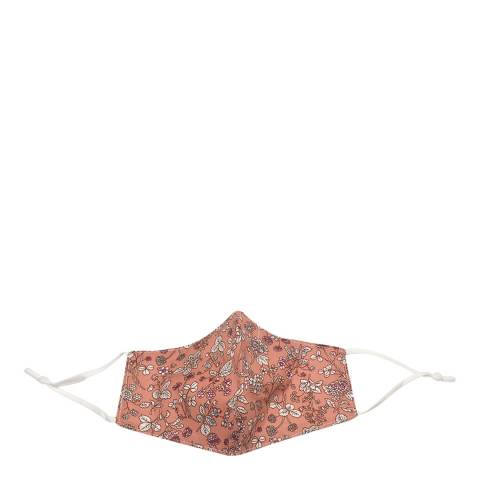 JayLey Collection Pink Floral Cotton Face Mask