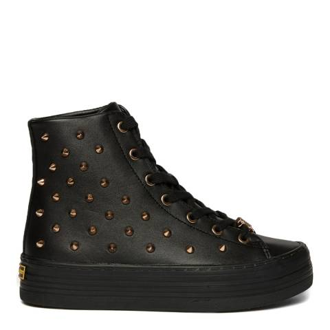 Juicy Couture Black B4JJ216001 High Top Sneakers