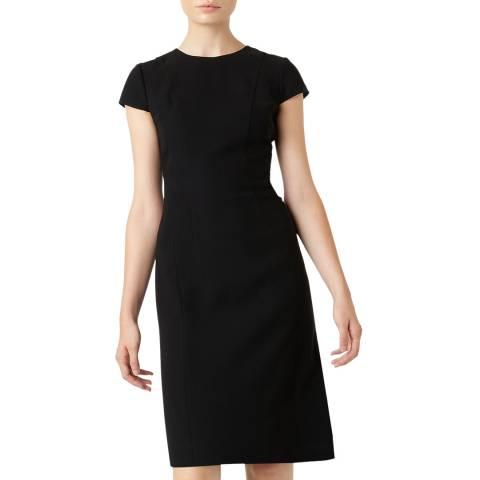 Hobbs London Black Kiera Dress