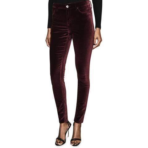 Reiss Berry Lux Skinny Stretch Jeans