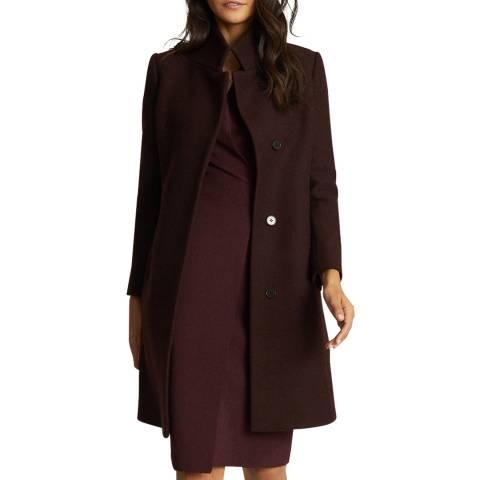 Reiss Berry Marcie Wool Blend Coat