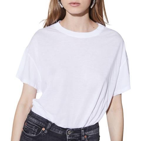 IRO White Relaxed Ymir T-Shirt