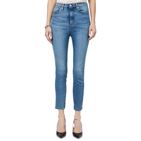 IRO Blue Skinny Louv Stretch Jeans