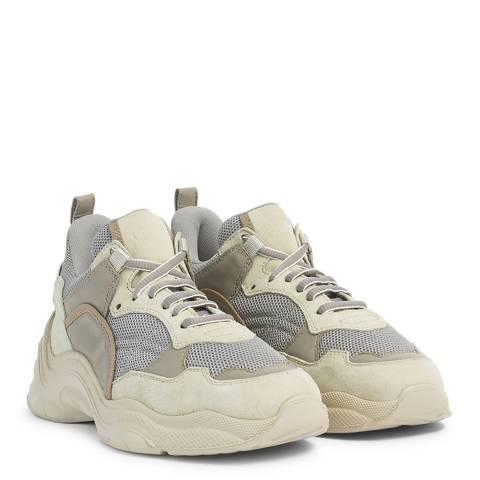 IRO Olive Green Curverunner Sneakers