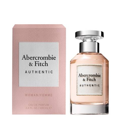 Abercrombie & Fitch Authentic for Women EDP Spray 100ml