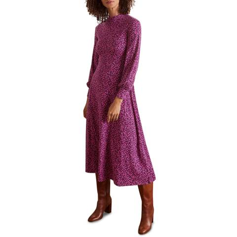Boden Carly Jersey Midi Dress