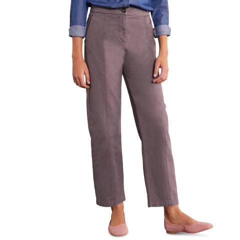 Boden Rothes Seam Detail Trousers