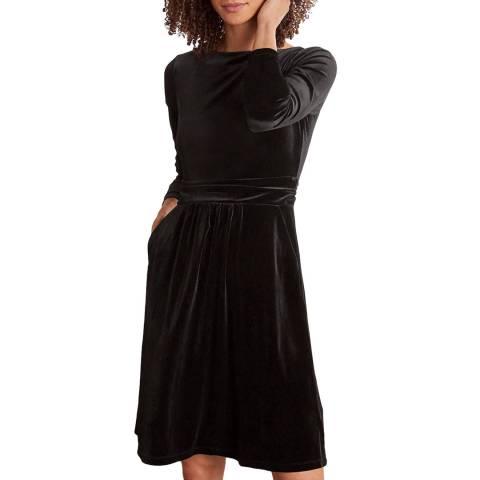 Boden Abigail Velvet Dress