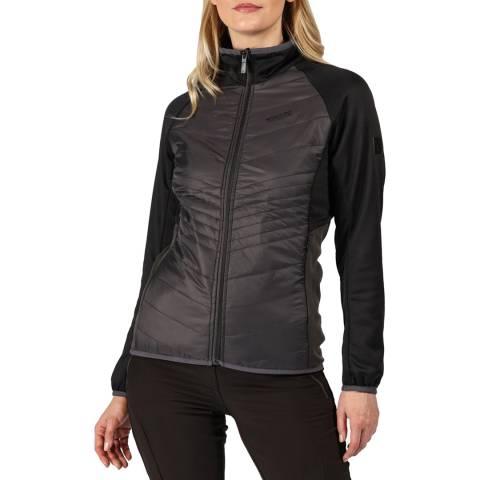 Regatta Women's Ash/Black Lightweight Quilted Jacket