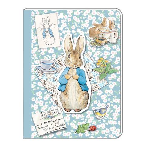 Peter Rabbit Pin Up A5 Soft Cover Note Book