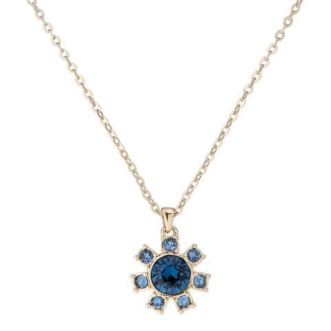Ted Baker Cessala Daisy Clockwork Pendant Necklace