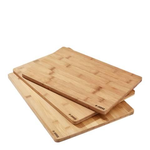 Judge Bamboo Cutting Board, 35 x 25cm