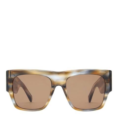 Celine Women's Coloured Havana/Brown Celine Sunglasses 53mm