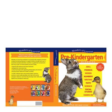 Wonders of Learning Pre-Primary Workbook