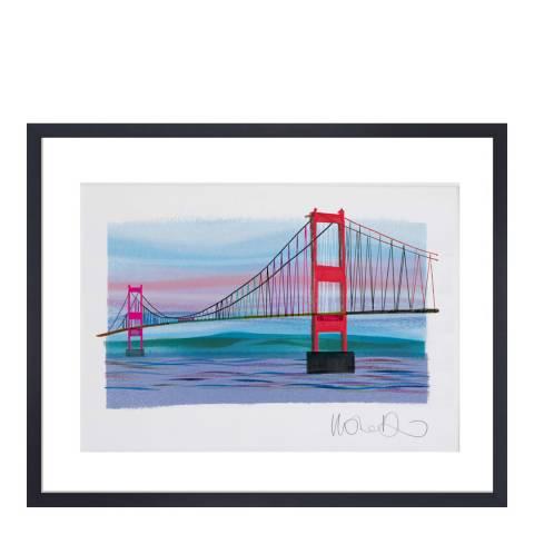 Ilona Drew Severn Bridge Print