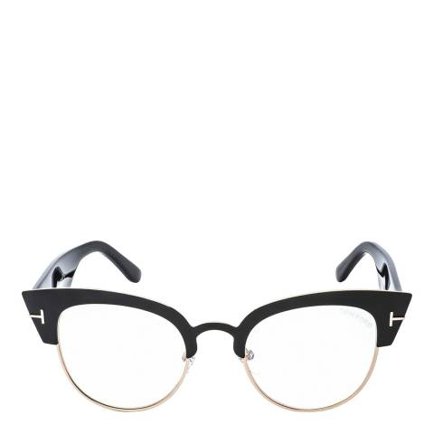 Tom Ford Women's Black Tom Ford Glasses 51mm