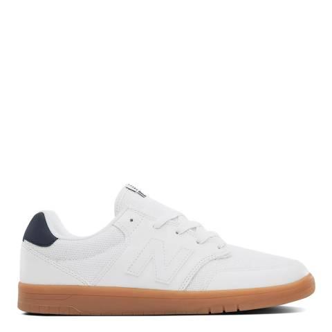 New Balance White All Coasts 425 Sneaker