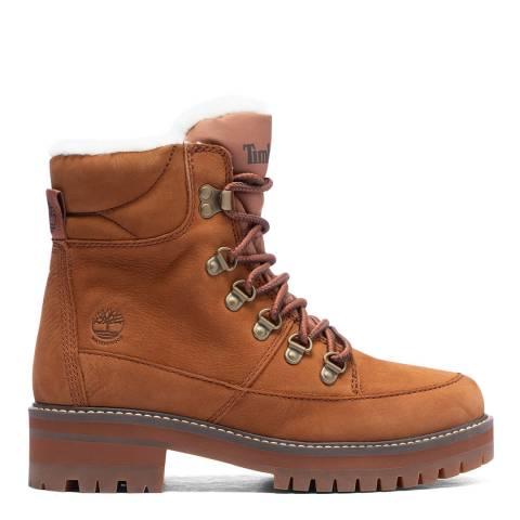 Timberland Saddle Courmayeur Hiker Boots