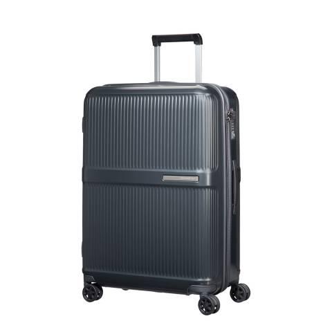 Samsonite Metallic Grey Dorsett Spinner Suitcase 66cm